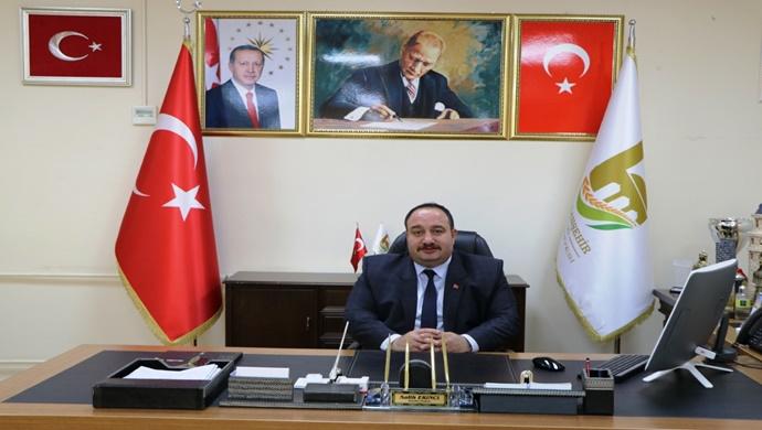 Viranşehir Belediye Başkanı Salih Ekinci`den 23 Nisan Mesajı