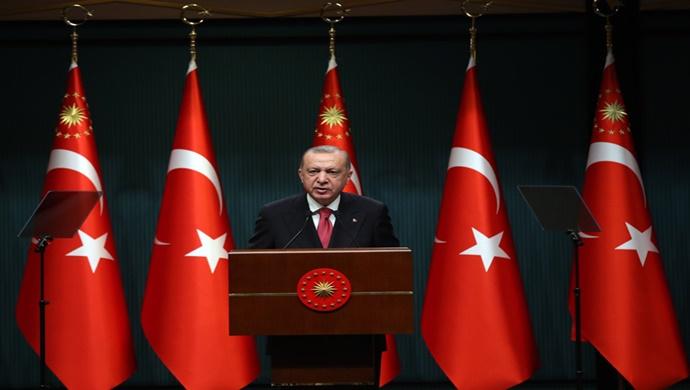 Sayın Cumhurbaşkanımızın NATO Devlet ve Hükümet Başkanları Zirvesi Vesilesiyle Belçika'ya, Hitamında Azerbaycan'a Gerçekleştirecekleri Ziyaretlere İlişkin Basın Açıklaması