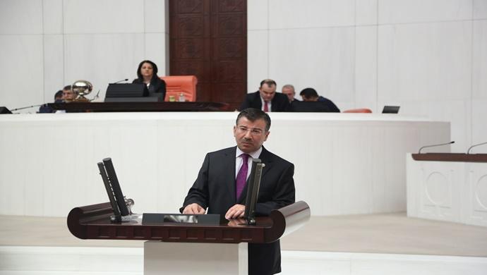 Milletvekili Mehmet Ali Cevheri'nin Basın Açıklaması