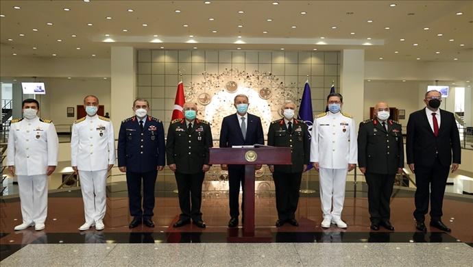 Bakan Akar, NATO Deniz Güvenliği Mükemmeliyet Merkezi Komutanlığının Açılışını Gerçekleştirdi