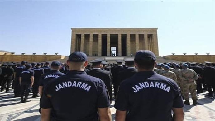 Jandarma Teşkilatı 182 Yaşında