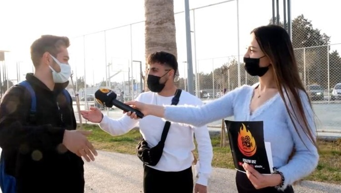 Ateş TV halkın nabzını yokladı!..