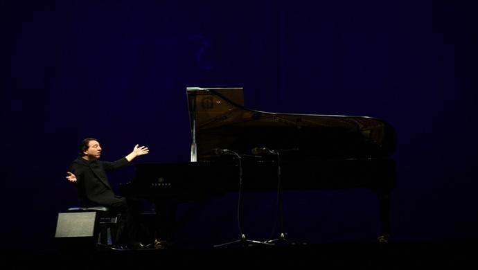 18 ay sonra ilk konser!  Fazıl Say'dan İstanbullulara müzik ziyafeti