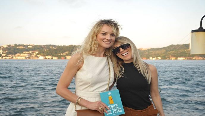 Ege'nin yeni kitabı 'Kedice Bir Tutku' raflarda