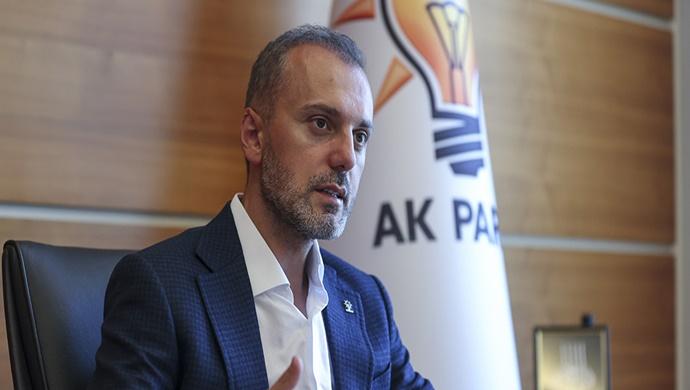 AK PARTİ Genel Başkan Yardımcısı Erkan Kandemir, gündeme ilişkin açıklama yaptı
