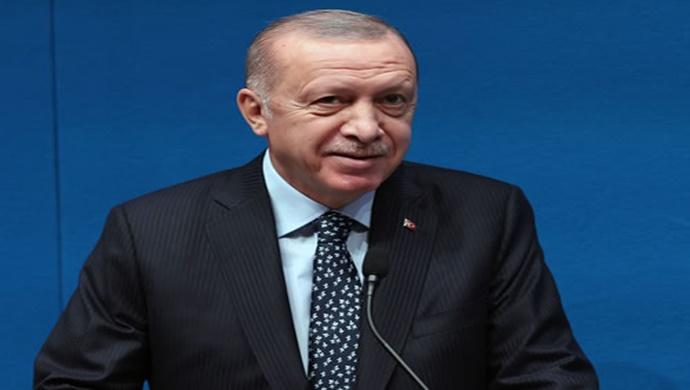 Cumhurbaşkanı Recep Tayyip Erdoğan, New York'ta TÜRKEN Vakfı temsilcilerini kabul etti