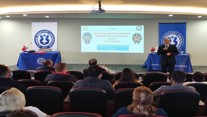 Kaan Projesi'yle Özel Güvenlik Ekiplerine Kolluk Kuvvetleri Desteği