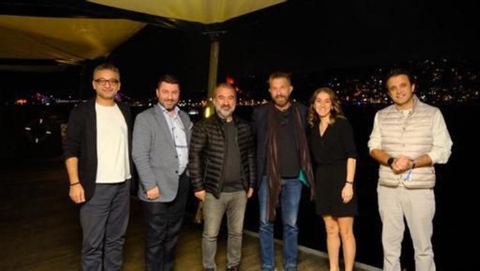 """Bobby Roth """"İlk Türk Süper Kahraman Evreni"""" için Türkiye'de!"""